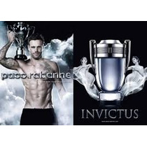 Invictus Paco Rabanne Original 100ml. Leer Descripcion