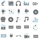 Adesivos Decorativos Emoji Tema Musica