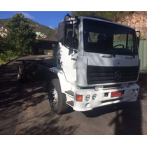 Caminhão Mercedes-benz 1418 2p (diesel)