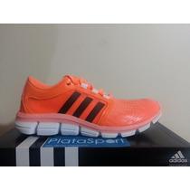 Tenis Correr adidas Adipure Ride W Orange Dama (23.5)