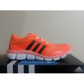 Tenis Correr adidas Adipure Ride W Orange Dama (23.5)
