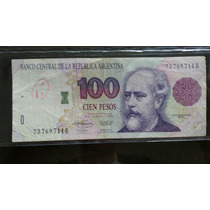 Billete 100 Convertible Serie Vieja