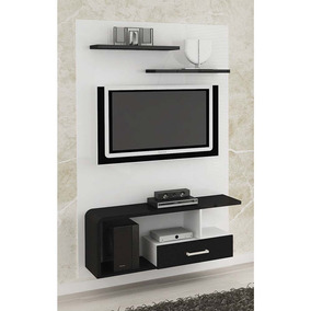 Bancada Suspensa Tv Lcd Led Rack Home Painel Ate 42 Buzios