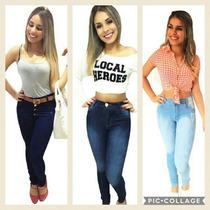 10 Calças Jeans No Atacado Por R$ 370,00