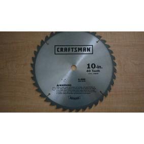Disco Craftman 40 Dientes