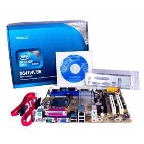 Placa Mae Ddr3, 775 Dg41wv Intel (cx Original) !!! Promoção