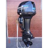 Motor Power Tec 40 Hp Arranque Y Power Trim Electrico Full!!