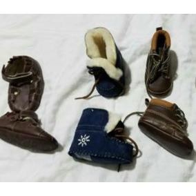 3 Pares De Zapatos Americanos Para Bb En Perfectas Condicion