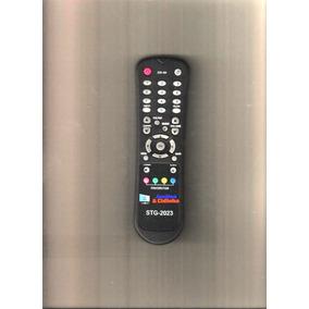 Kit 03 Peças Controle Oi Tv Dth-s2200