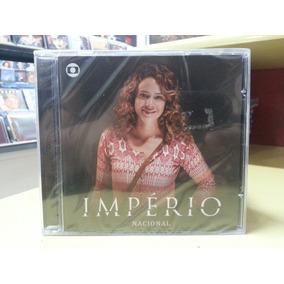 Império - Nacional (cd Trilha Sonora Novela)