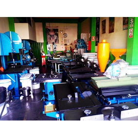 Maquinas De Carpinteria Y Panaderia En General