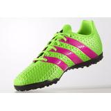 Botines adidas Ace 16.4 Tf Papi Futbol Indoor Nuevo Modelo