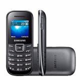 Celular Samsung Gt E1205 Keystone 2 Rádio Fm + Frete Grátis