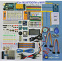 Arduino Uno Kit Starter Full, Gratis Envío+ Wifi+ Bluetooth
