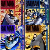 Dvd Batman,la Serie Animada / Batman Del Futuro / Películas