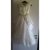 Lindo Vestido De Dama De Honra / Vestido De Aia