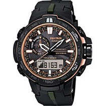 Relogio Casio Pro Tek Prws6000y-1 Tough Solar Power