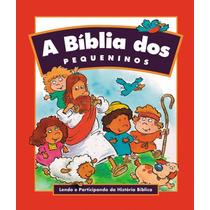 Bíblia Sagrada Dos Pequeninos Infantil Ilustrada Hagnos