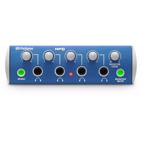 Presonus Hp4 Amplificador Auricular Con 4 Salidas Estereo