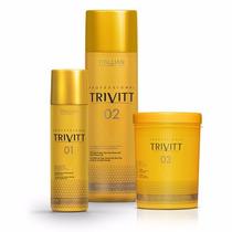 Nova Trivitt Kit Hidratação Trivitt N°18