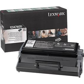 Cartucho De Toner Lexmark 12a7405 Preto E321/e323 Lexmark
