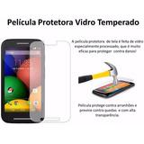 Película De Vidro Protetora Motorola Lenovo Vários Modelos