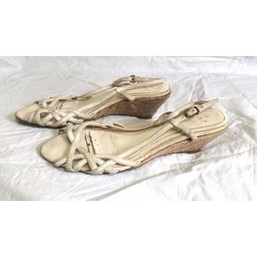 Wedge Zapatillas Blancas Zara Tiritas Tipo Piel 3 Mex