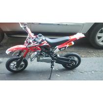Mini Moto 50cc A Gasolina