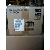 Kit Maintenance Type 4000