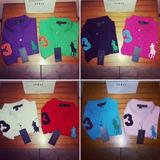 Camisetas Polo Ralph Lauren Big Pony Nuevas Y Originales!!