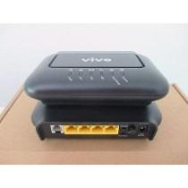 Modem Roteador Vivo Speedy Wifi 300mbps Kit Completo