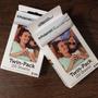 50 Folhas Papel Fotográfico Zink Polaroid Zip Snap - Printer