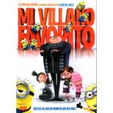 Dvd Mi Villano Favorito. Despicable Me