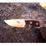 Cuchillo Artesanal De Bolsillo Acero 440c 4mm
