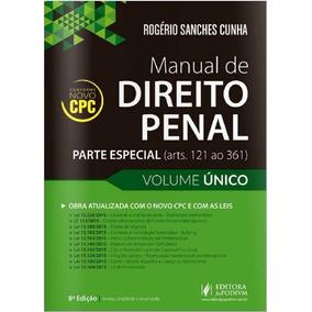 Manual De Direito Penal - Especial - Rogério Sanches 2016 #