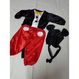 Disfraz De Mickey Maestro De Ceremonias Para Bebe