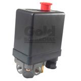 Pressostato Automatico Compressor De Ar 4 Vias 80/120 Libras
