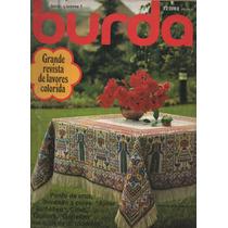 Burda Série Lavores Com Caderno E Tradução Em Português