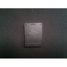 Memory Card Para Playstation 2 Ps2 Sony