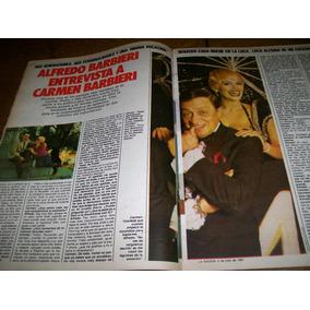 La Nacion Revista 626 - Alfredo Y Carmen Barbieri - Talamoni