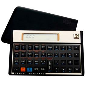 Calculadora Financeira Hp 12c Gold Português Original Oferta