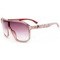 Oculos Solar Absurda Guanabara Cod. 204376337 Prata Vermelho