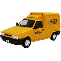 Coleção Veículos Serviço 29 Fiat Fiorino Correios