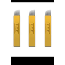 10 Agujas Microblading P.c.d 12 Pin