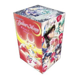 Sailor Moon - Mangas Box Set 2 - Vol. 7-12 En Inglés