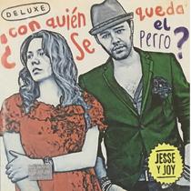 Cd Jesse And Joy Con Quien Se Queda El Perro Cd Dvd