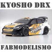 Automodelo Kyosho Drx Subaru Impreza One11 Combustão Esc 1/9