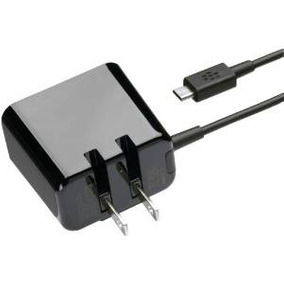 Blackberry Cargador Plegable Cuchilla Para Playbook (negro)