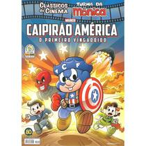 Clássicos Cinema Turma Mônica 49 - Caipirão América
