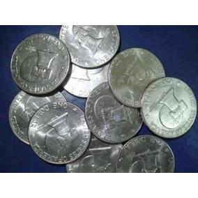 Moneda Norteamerica Dolar Bicentenario Independencia Niquel